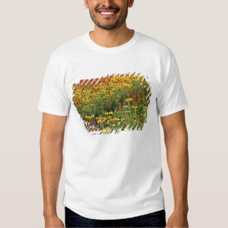 Flowers Display at International Peace Gardens T-shirt