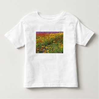 Flowers Display at International Peace Gardens Tee Shirt