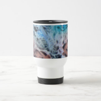 Flowers Exposed Travel Mug