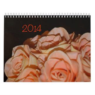 Flowers Fashion  Calendar