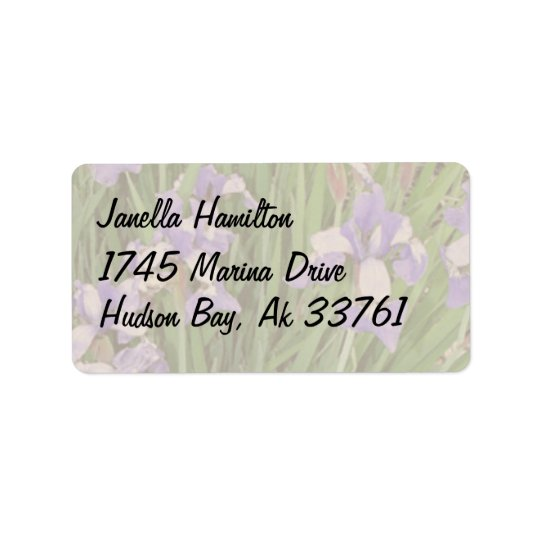 Flowers Floral Garden Blossom Photography Label