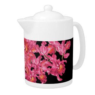 Flowers Floral Garden Blossom Photography Teapot