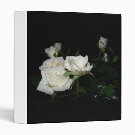 Flowers Floral Garden Blossoms Photography Binder