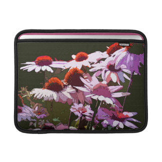 Flowers Floral Garden Blossoms Photography MacBook Air Sleeve