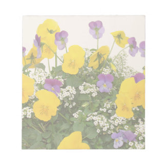 Flowers Floral Garden Blossoms Photography Notepad