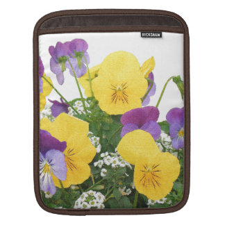 Flowers Floral Garden Blossoms Photography Sleeves For iPads