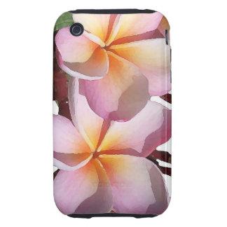 Flowers Floral Garden Photography iPhone 3 Tough Case