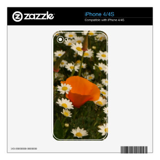 Flowers Floral Garden Photography iPhone 4S Skins