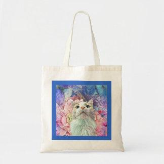 Flowers & Flutterbys Tote Bag