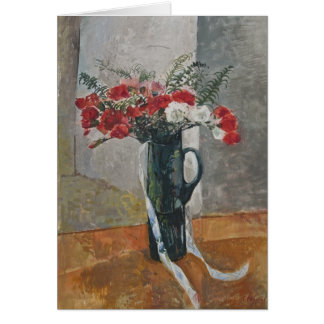 Flowers for Hana Stanislav Stanek Card