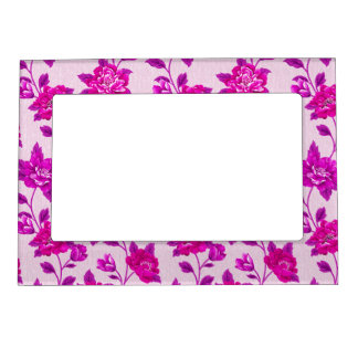 Flowers For Mom Magnetic Picture Frame