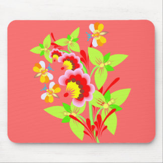Flowers For Mom Mouse Pad