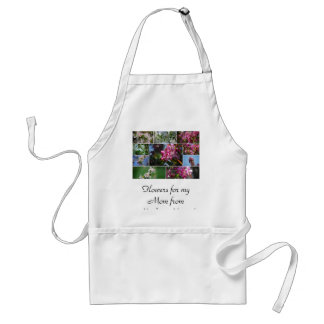 Flowers for my Mom from Mother Nature! Apron