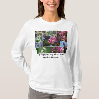 Flowers for my Mom from Mother Nature! Hoodie
