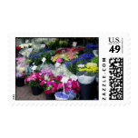 Flowers For Sale Stamps