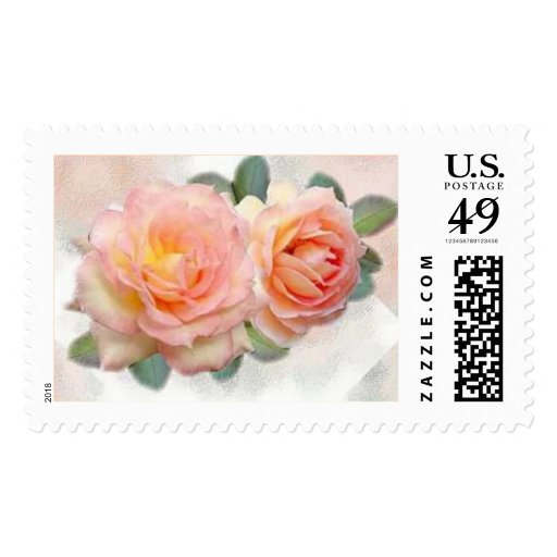 flowers for stamp