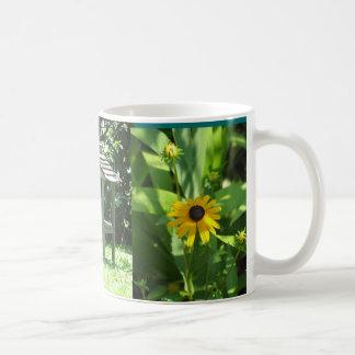 Flowers for the Bees Coffee Mug