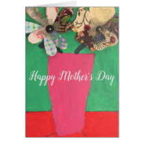 Flowers for you - Mother's Day card