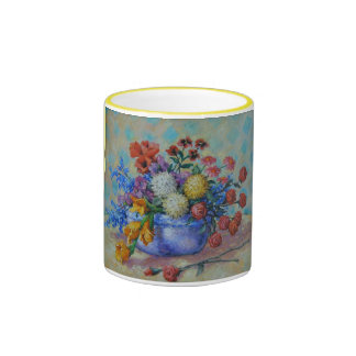 Flowers From a Catalog #2 Coffee Mug