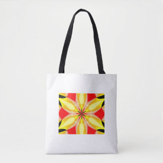 Flowers from the sun tote bag