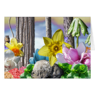 Flowers Galore Card