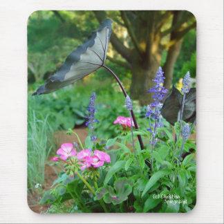Flowers Geraniums Mousepad