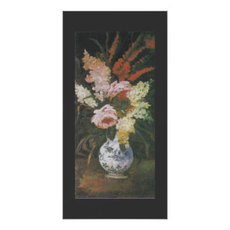 Flowers Gogh Spring Painting Love Peace Destiny Poster