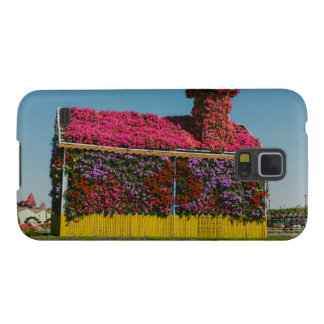 Flowers house in Dubai Miracle Garden Galaxy S5 Case