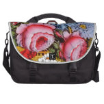 Flowers in a Basket Circa 1872. Commuter Bags