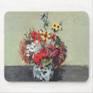 Flowers in a Delft vase, c.1873-75 Mouse Pad