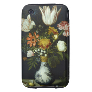 Flowers in a Vase Tough iPhone 3 Case