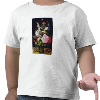 Flowers in a Vase T-shirts