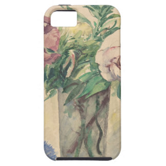 Flowers in a Vase - Zacharie Astruc iPhone SE/5/5s Case