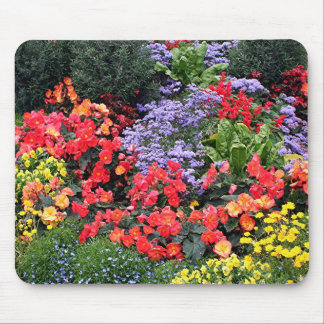 Flowers in Anchorage, Alaska, USA Mouse Pad