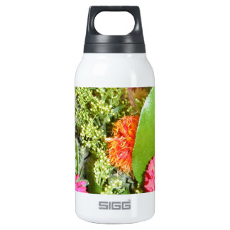 Flowers in Bloom Insulated Water Bottle
