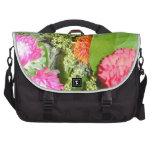 Flowers in Bloom Laptop Computer Bag