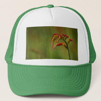 Flowers in Bud Trucker Hat