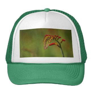 Flowers in Bud Trucker Hat