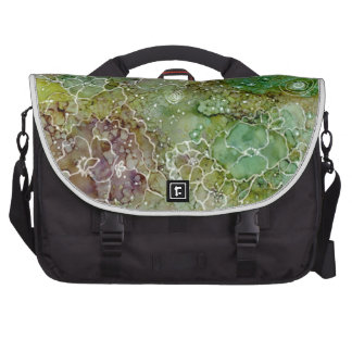 Flowers in Cognito Laptop Bags