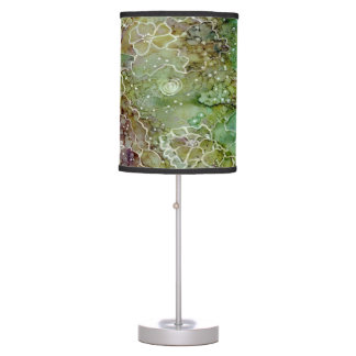 Flowers in Cognito Table Lamp