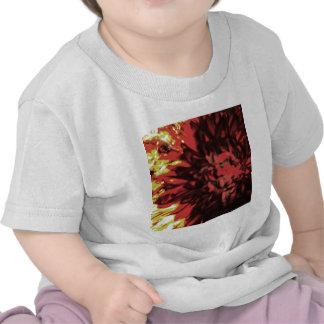 Flowers in Fire 2 Tshirt