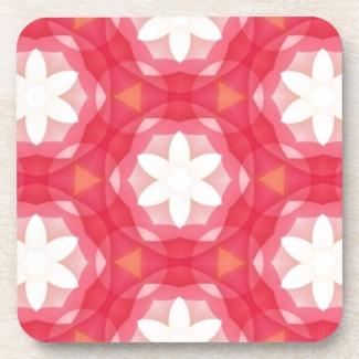 Flowers in Hexagons Fractal