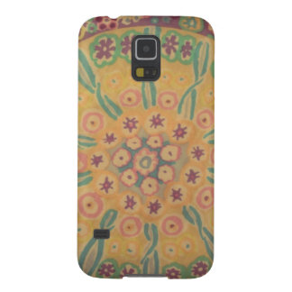 flowers in I circulate Galaxy S5 Case