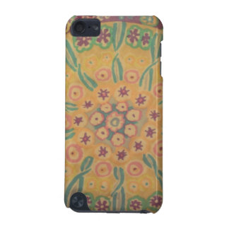 flowers in I circulate iPod Touch (5th Generation) Case