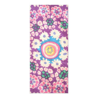 flowers in I circulate you vary colors Card