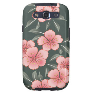 Flowers in Pink Galaxy SIII Cover