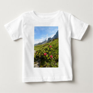Flowers in the Alps - Beautiful! Baby T-Shirt