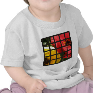 Flowers in the Boxes T-shirt