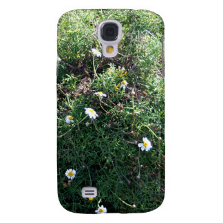 flowers in the bush samsung galaxy s4 cases
