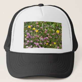 Flowers in the french Alps Trucker Hat